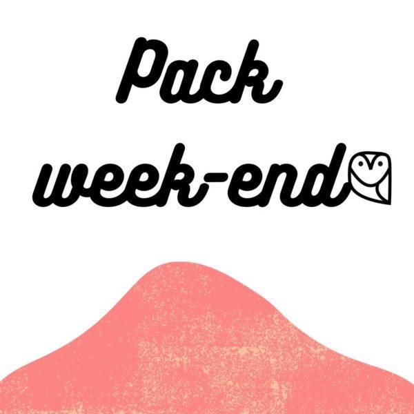 pack week-end