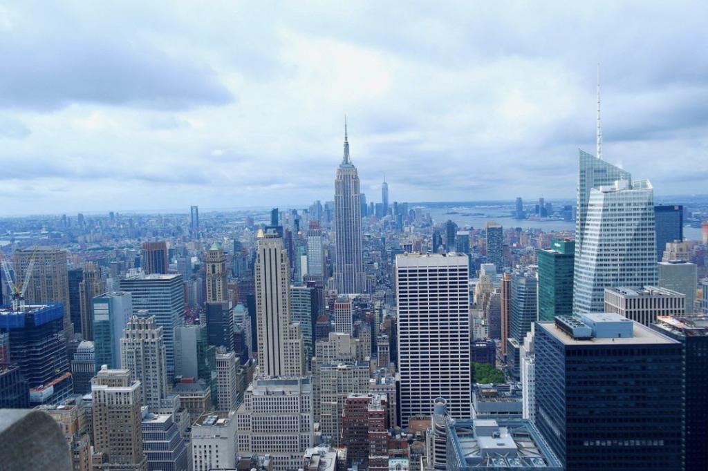 5 jours à New York avec un petit budget