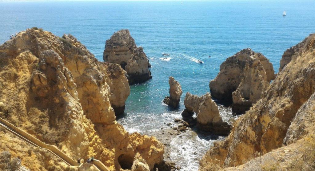 7 jours en Algarve au Portugal