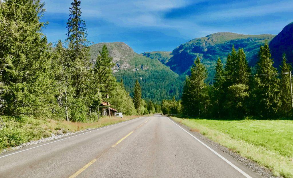Road trip de 10 jours en Norvège