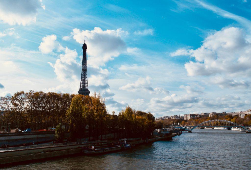Paris au départ des Hauts de France